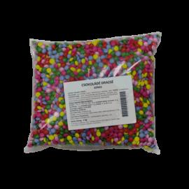 Csokoládé cukordrazsé 1 kg/cs