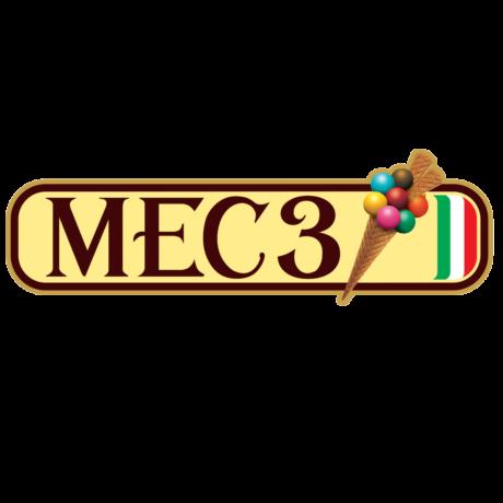 Mec3 Feketeribizli fagylaltpaszta 2,5 kg