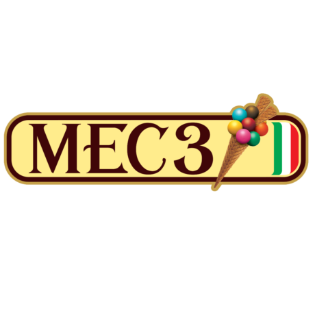 Mec3 Sárgabarack fagylaltpaszta 3 kg