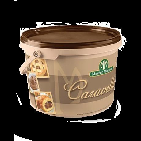 Caravella Fluifor cacao (kakaókrém) 13 kg/v