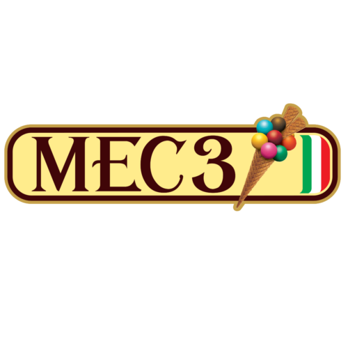 Mec3 Feketeribizli fagylaltpaszta 3 kg