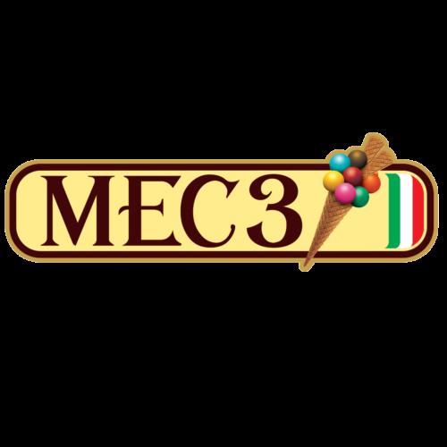 Mec3 Mangó 500 fagylaltpor 1,2 kg/cs