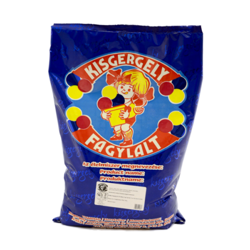 Kisgergely Mogyoró fagylaltpor 2,30 kg/cs