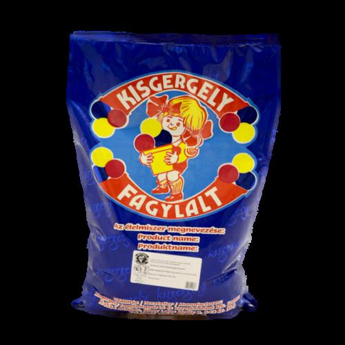 Kisgergely Zöldalma fagylaltpor 2,30 kg/cs