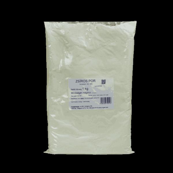 Zsíros tejpor 1 kg/cs