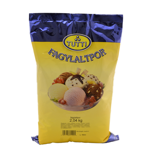 TUTTI Puncs fagylaltpor 2,04 kg/cs